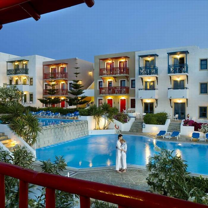 ALDEMAR CRETAN VILLAGE (Крит, Греция)